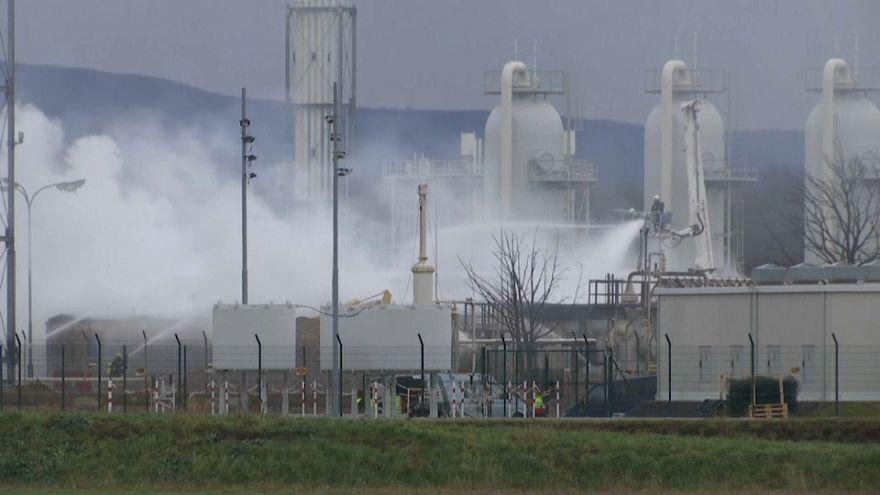 Un muerto por una explosión en una planta de gas de Austria