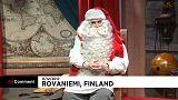 Papá Noel envía a los niños su tradicional mensaje navideño