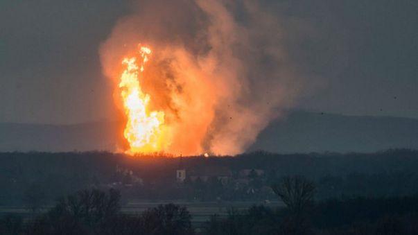 «Ντόμινο» ενεργειακών εξελίξεων πυροδοτεί η έκρηξη στην Αυστρία
