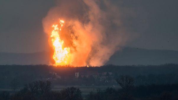 Explosion dans un terminal gazier en Autriche