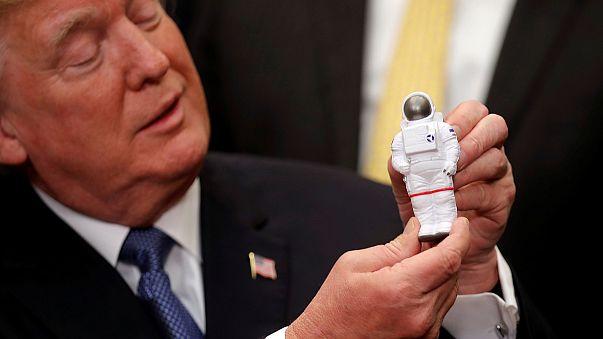 Трамп собрался на Марс