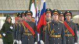 Russische Syrien-Heimkehrer in Dagestan gelandet