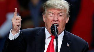 ترامپ اتهامات آزار جنسی علیه خود را «اخبار جعلی» خواند