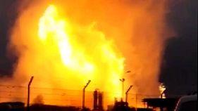 Взрыв в Австрии: газа на всех не хватит