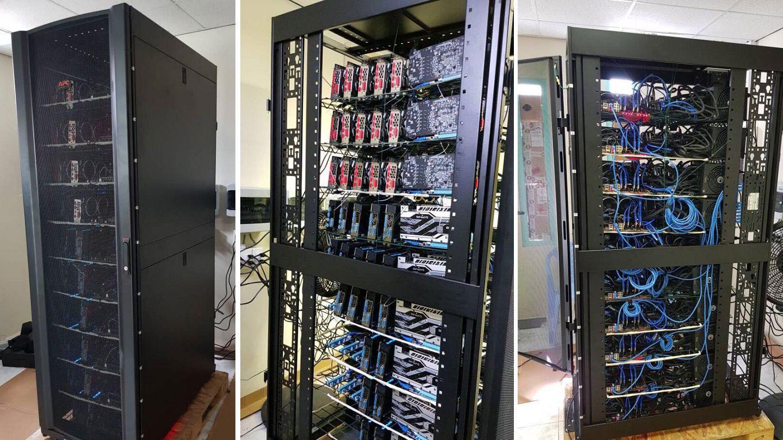 maquina para minerar bitcoins