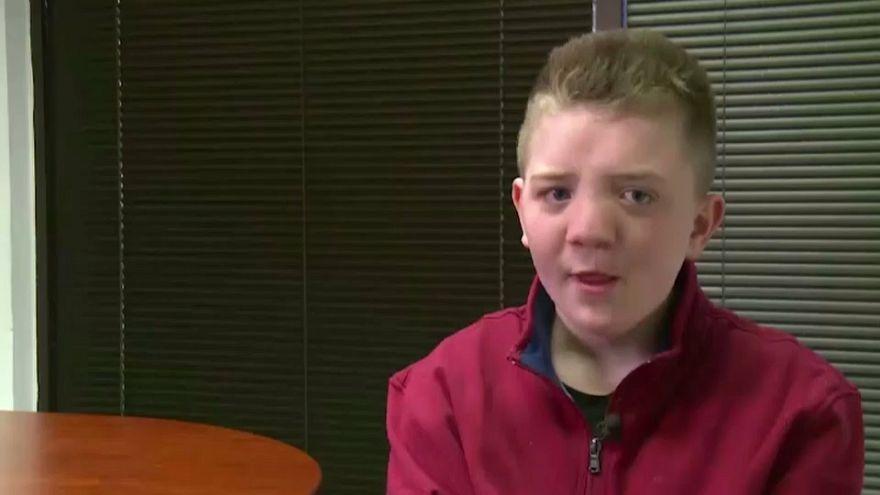 Nach Solidaritätswelle: Mobbingopfer Keaton Jones (11) hat Hoffnung