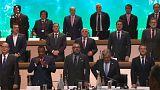 """Summit sul clima di Parigi: Macron, """"stiamo perdendo la battaglia"""""""