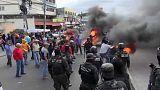 Honduras: sloggiati i manifestanti contro i brogli alle presidenziali