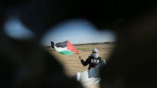 Filistin'de 'başkent Kudüs' kararına protestolu tepki