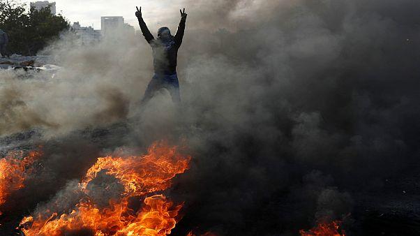 پنجمین روز خشونتها در کرانه باختری رود اردن