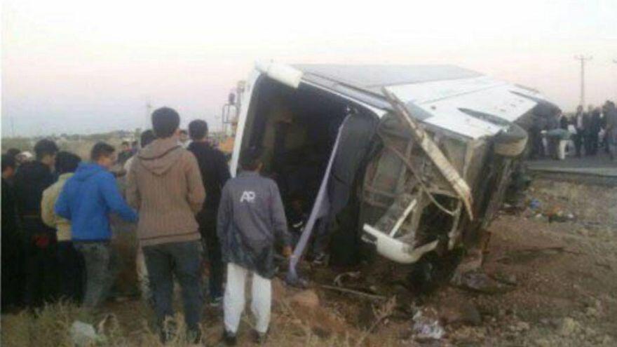 راهیان نور؛ مرگ دانش آموزان دختر در جاده سوسنگرد به اهواز