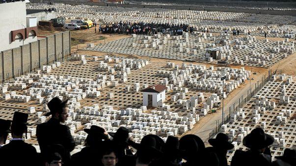 Jüdischer Friedhof in Tel Aviv