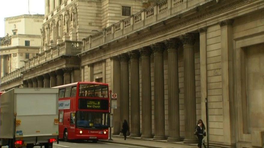 Reino Unido: Inflação atinge os 3,1 por cento em novembro