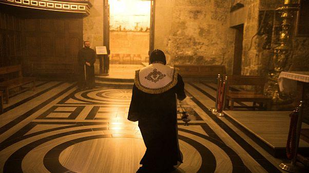 مسيحيو القدس: قرار ترامب عزّز وحدتنا، والقدس حياتنا ودمنا