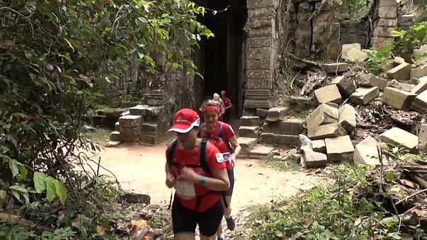 """В Камбодже завершился 17-й """"Рейд амазонок"""""""