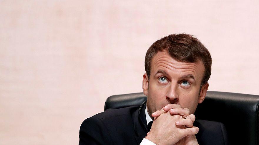 Emmanuel Macron admite que estamos a perder batalha