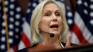 """""""No me voy a callar"""".  El grito de resistencia de una senadora ante el """"sexismo"""" de Trump"""