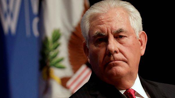"""Rex Tillerson a Corea del Norte: """"Hablemos"""""""