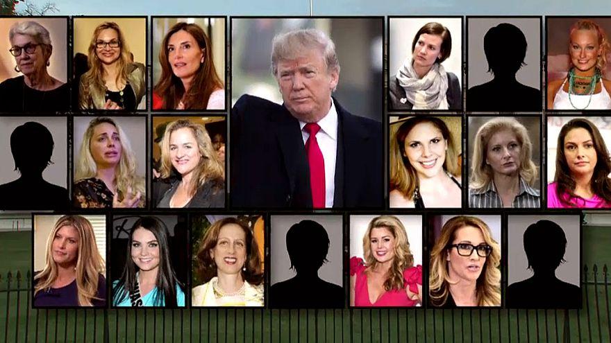 Trump hakkındaki taciz iddiaları büyüyor