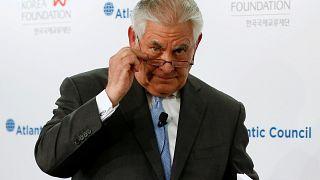 Tillerson: pronti a incontro senza precondizioni con Kim Jong-un