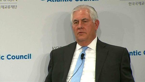 Rex Tillerson offers North Korea direct talks