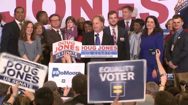 Vittoria dei democratici in Alabama