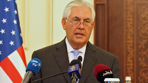 تيلرسون: أمريكا مستعدة للحوار مع كوريا الشمالية بدون شروط مسبقة