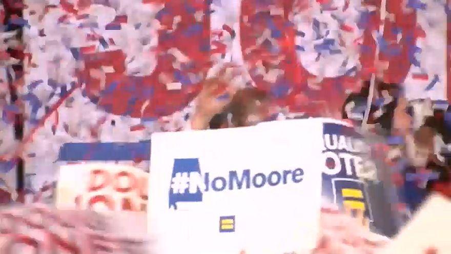 Выборы в Алабаме - победа с минимальным отрывом