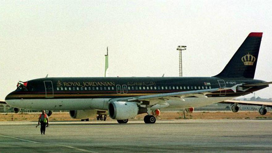 """تسجيل صوتي لطيار أردني يخبر ركابه : """"سنمر الآن فوق القدس عاصمة دولة فلسطين"""""""