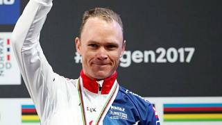 British cyclist Chris Froome failed drug test at La Vuelta, risks losing title