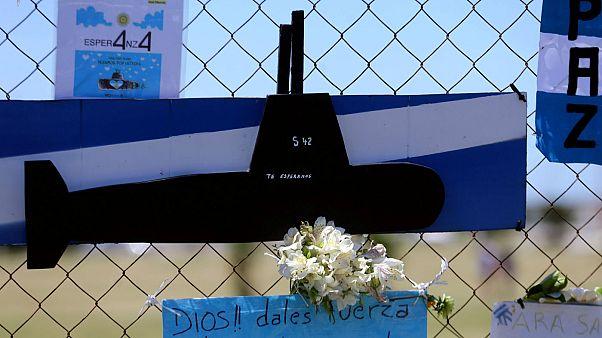 زیردریایی آرژانتینی؛ دریافت سیگنال از عمق هزار متری دریا