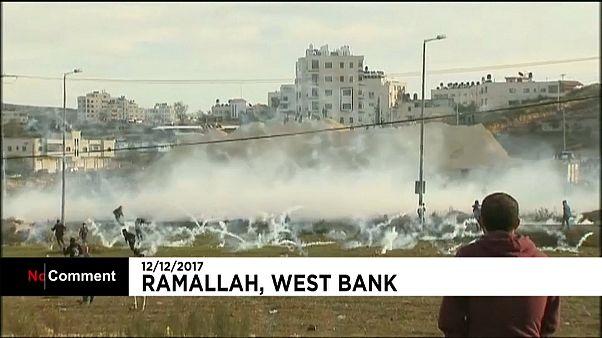 Összecsapások a Gázai-övezetben