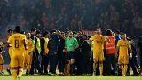 Κύπρος: Με διακοπή του πρωταθλήματος απειλεί ο ΚΟΑ μετά τα σοβαρά επεισόδια