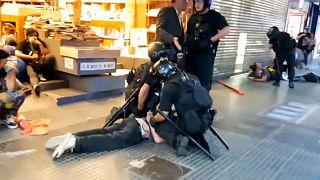 La policía detiene a un hombre en Buenos Aires