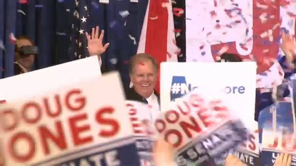 Doug Jones victorieux en Alabama