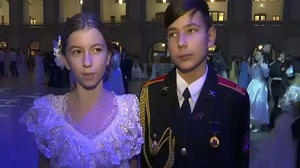 Μεγαλοπρέπεια και πειθαρχία: Ο ετήσιος χορός του Κρεμλίνου