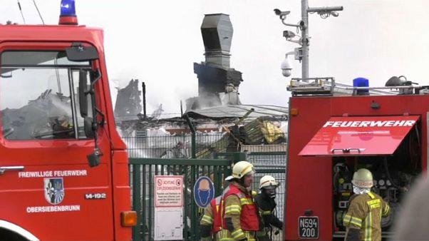 Italia vuelve a tener gas tras el accidente en una planta en Austria