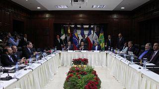 Ledezma y Borges en el Sájarov del Parlamento Europeo a la oposición venezolana
