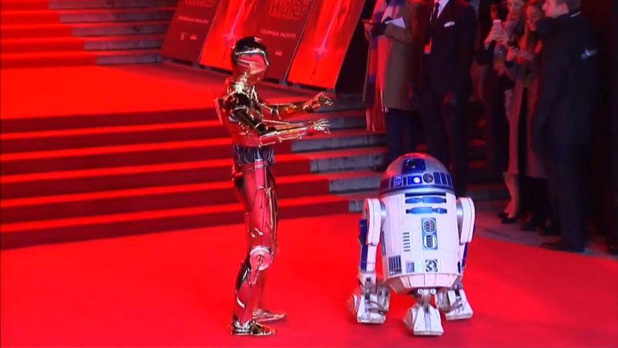 """Nei cinema """"Guerre stellari-Gli ultimi Jedi"""""""