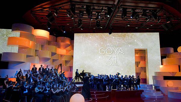 'Handia' y 'La librería' favoritas en los Goya 2018