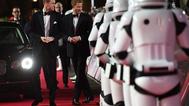Première européenne royale pour Star Wars VIII