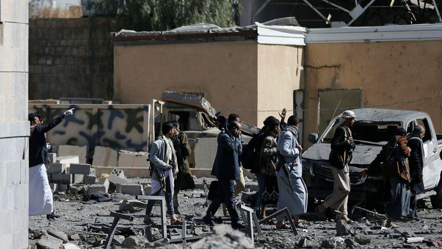 کشته و زخمی شدن بیش از صد نفر در بمباران صنعا پایتخت یمن