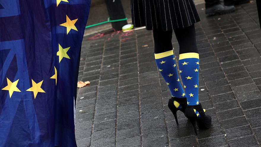 EU-Strümpfe