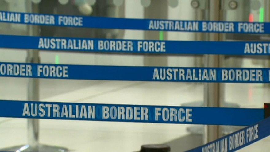 Australien stoppt verurteilte Kinderschänder am Grenzübertritt.