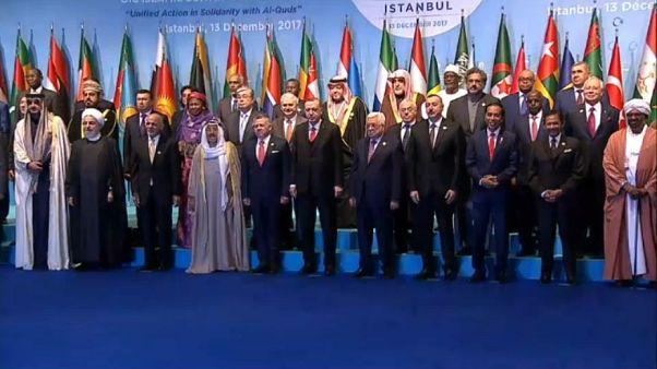 "Erdogan: ""Gerusalemme capitale della Palestina"""
