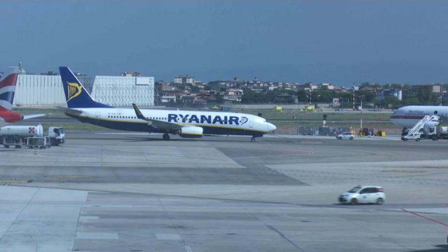 Lettera Ryanair ai piloti: sanzioni se scioperate