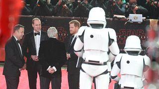 """Die Royals und """"Star Wars"""": Wenn Prinzen zu Stormtroopers werden"""