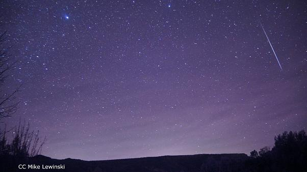 La última lluvia de estrellas del año proviene de un asteroide y no de un cometa