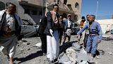 غارة للتحالف العربي بقيادة السعودية على سجن في صنعاء