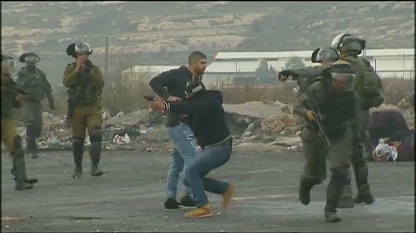 عنصران من المستعربين مع الجيش الإسرائيلي بالضفة الغربية